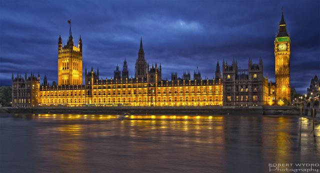 Parlament Buildings HDR